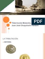 Tributación Municipal