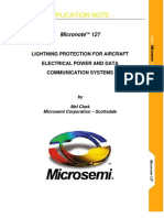 Lightinig Protection Aircraft