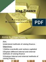 Raising Finance [Autosaved]