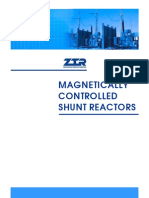 Controlled Shunt Reactors Brochure