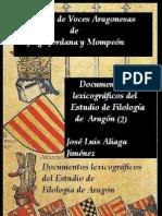 Colección de Voces Aragonesas