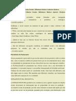 A Pluralidade das Ciências Sociais.doc