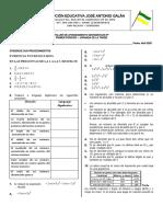 TALLER DE AFIANZAMIENTO 9 MAT PRIMER PERIODO.docx
