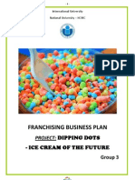 Franchising Group 3 Report