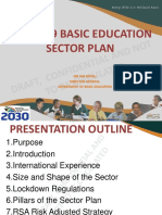 Portfolio Select Committees Basic Education