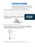 Ficha Badminton 6º Ep