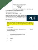 Jackson County Central Reorganizational Meeting 010311 Agenda