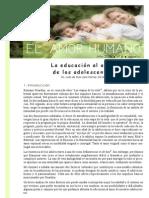 EAH08 JDL La educación al amor de los adolescentes