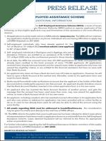 Press Release - SEAS Additional Info - V02