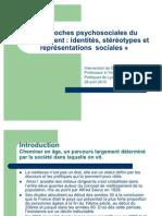 Approches Psychosociales du vieillissement