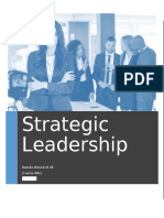 Strategic Leadership - 3 Parts - Hamda Ahmed Al Ali