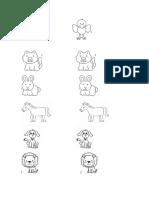 animals 1º ciclo