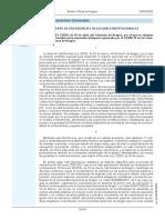 Decreto-ley 2/2020 Medidas por impacto del Covid-19 Aragón