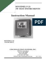 08-01-2003 - F21 User Manual
