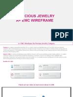 Precious Jewelry Wireframe_v1