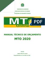 Manual Técnico Orçamentário 2020.pdf