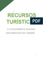 DATOS REC. TURISTICOS
