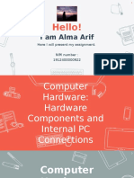 PPT componen computer