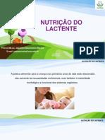 Aula 10 - Nutrição do Lactente