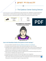 Shambhavi Mudra - The Eyebrow Center Gazing Gesture.pdf