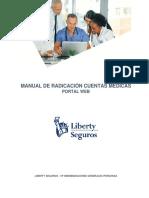 MANUAL RADICACION DE CUENTAS PORTAL WEB LIBERTY SEGUROS