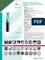 18.Instrumentação BIC300 – Blindagem individual e coletiva – 300V