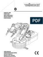 Robotic Arm Manual