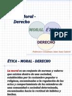 2020 - 1 ÉTICA MORAL DERECHO FINAL.ppt