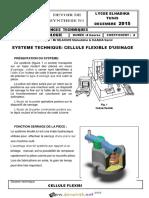 Devoir de Synthèse N°1- Génie mécanique cellule flexible d'usinage - 3ème Technique (2015-2016) Mr Mlaouhi Slaheddine.pdf