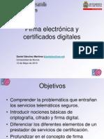 Ceeic - Firma Electronica y Certificados Digitales