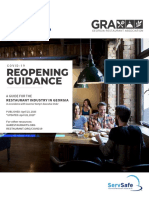 Georgia Restaurant Association + National Restaurant Association  COVID19 Reopening Guidance.v4