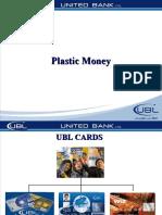 Plastic Money PresenTat Ion