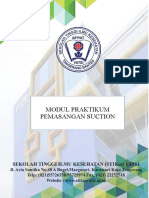 2. Modul praktikum Suction