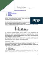 Bombas Centrífugas Aplicación, Sistemas, Principios Fundamentales y Selección