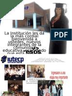 A - Conferencia de pre inducción 1