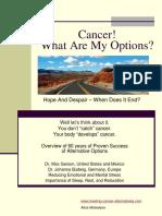Why do you get cancer