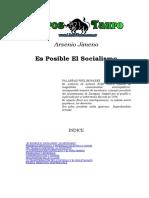 Jimeno, Arsenio - Es Posible El Socialismo.doc