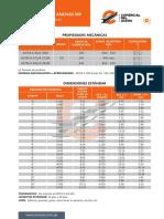 Catalogo Comasa Vigas H Alas Anchas WF Estándar Americano (1).pdf