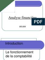 analyse financier