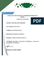 Resumen de Soldadura y Cargas Exotermicas, Yael Delgado,Subestaciones,Electromecanica