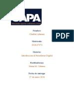 tarea 1 y 2 periodismo digital UAPA