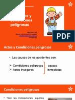 Actos y Condiciones MACG