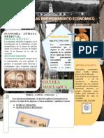 INFOGRAFIA ESCUELAS DE PENSAMIENTO ECONOMICO f