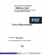 Curs Reflexo Terapie