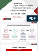AT Orientaciones para el Servicio Educativo -2020 CETPRO abril.pptx