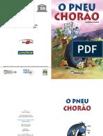 Livro-O PNEU CHORAO-reciclagem