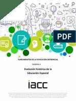 Semana 4_Fundamentos educación diferencial_Contenidos.pdf