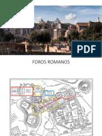 FOROS ROMANOS.pdf