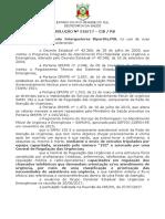 protocolo enfermeiro regulador RIO GRANDE DO SUL
