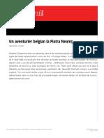 Un aventurier belgian la Piatra Neamț - Stiri.pdf